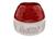 Hurtta LED-Leuchte Polar led light, rot