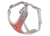 Hurtta Sportgeschirr Adventure Harness, coral