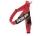 IDC Gurtband Hundegeschirr, rot