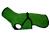 iqo Hundebademantel Pitschnass, dunkelgrün