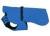 iqo Hundemantel Wintertraum (inkl. Wattierung und Innenfleece), blau