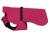 iqo Hundemantel Wintertraum (inkl. Wattierung und Innenfleece), cranberry
