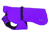 iqo Hundemantel Wintertraum (inkl. Wattierung und Innenfleece), lila
