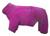 iqo VXf Softshell (Softface) Hundeoverall, violett/schwarz