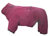iqo XW Thermo-Fleece Hundeoverall, bordeaux