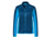 James & Nicholson Damen Strukturfleece Jacke, navy/bright-blue