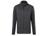 James & Nicholson Herren Strukturfleece Jacke, black/carbon