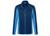 James & Nicholson Herren Strukturfleece Jacke, navy/bright-blue