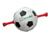 Karlie Action Ball Fussball mit Gummigriffen