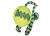 Kong Air Squeaker-Ball mit Seil