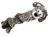 Kong Apportierspielzeug Stretchezz Jumbo Snow Leopard