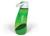 Kurgo Trinkflasche Gourd Water Bottle & Bowl, grün