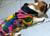 Perus Pomppa Kymppi Hundemantel, farbmix