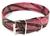 Mystique Hundehalsband Biothane, camo-pink