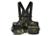 Mystique Dummyweste Trainer mit Kunststoffschnalle, camouflage