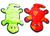 Outward Hound Hundespielzeug Invincibles Gecko