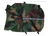 Puppia Regenmantel, camouflage