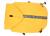 Puppia Base Jumper Regenmantel, gelb