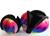 Puppingtons Pods mit Schlaufe interaktives Hundespielzeug, farbmix