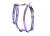 ROGZ Hundegeschirr Fancy Dress Cool Graphics, lila