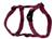 ROGZ Hundegeschirr Fancy Dress Cool Graphics, weinrot/pink