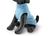 Rogz Hundepullover Wolfskin, hellblau