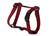 Rogz Utility Brustgeschirr mit Reflektoren, rot