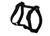 Rogz Utility Brustgeschirr mit Reflektoren, schwarz