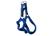 Rogz Utility Reflective Stitching Step in Hundegeschirr, blau