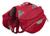 Ruffwear Palisades Pack Hunderucksack, red currant