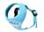 rukka Comfort Flash Harness Hundegeschirr, türkisblau