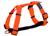 rukka Form Neon Harness Hundegeschirr, neon orange