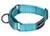 rukka Form Web Collar Hundehalsband, türkis