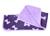rukka Micro Paw Towel Hundehandtuch für Pfoten, violet