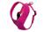 rukka Mini Comfort Harness Hundegeschirr, pink