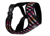 rukka Mini Comfort Print Harness Hundegeschirr, pink mix