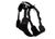 rukka Solid Harness Hundegeschirr, schwarz
