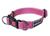 rukka Star Collar Hundehalsband, pink