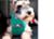Sleepypod Clickit Sport Hunde-Sicherheitsgurtgeschirr, robin egg blue