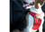 SleepyPod Clickit Sport Hunde-Sicherheitsgurtgeschirr, strawberry red