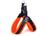 Tre Ponti Hundegeschirr Easy Fit Soft Mesh NEON Click-Verschluss, neonorange