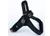 Tre Ponti Primo Classic Hundegeschirr, schwarz
