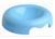 United Pets Kunststoff- Napf, hellblau