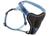 Wolters Cat & Dog Professional Comfort Hundegeschirr, riverside blue/sky blue