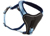 Wolters Cat & Dog Professional Comfort Hundegeschirr, skyblue/marine